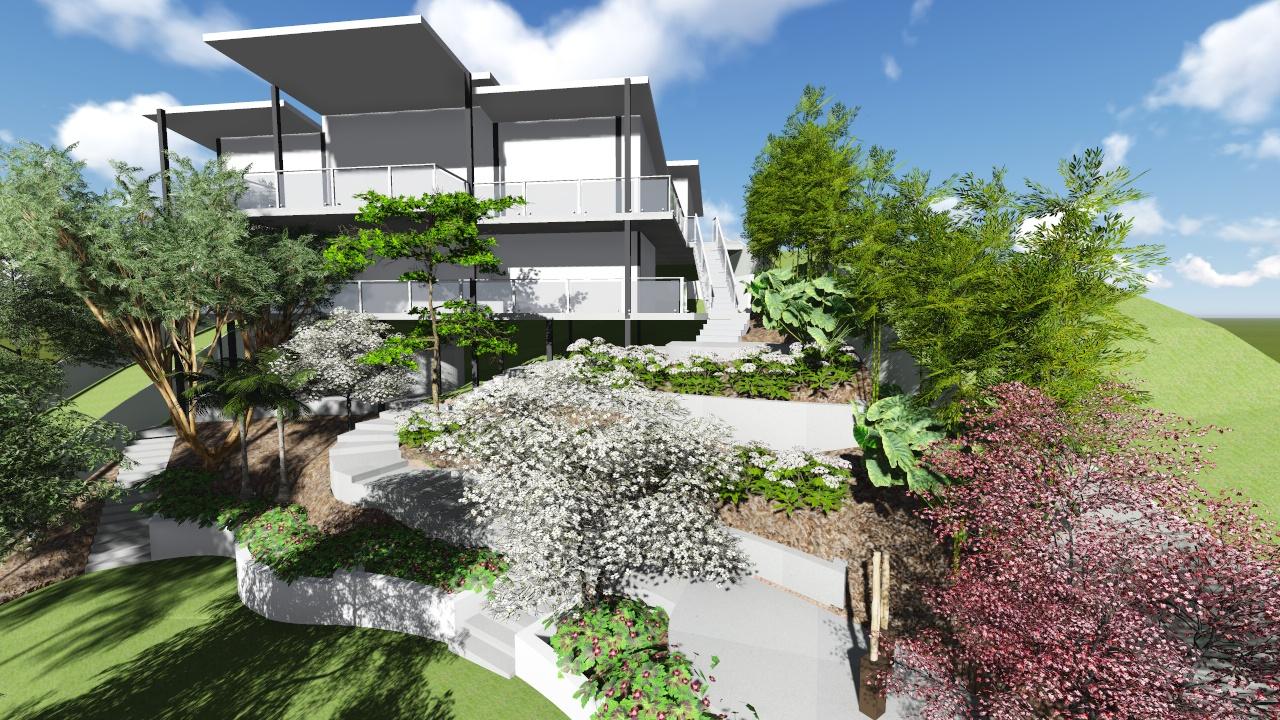Bellingen Garden Design
